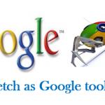 Fetch as Googleの使い方と有効性 について